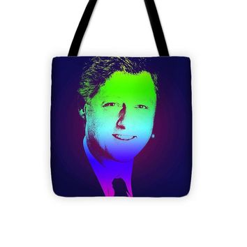 President Bill Clinton Poster - Tote Bag