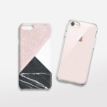 Black Marble iPhone 8 Case Protective Marble iPhone 7 Case Marble iPhone 6S Case Marble Samsung Galaxy S6 Case iPhone 8 Case Marble PRINT