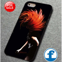 hayley williams - paramore   for iphone, ipod, samsung galaxy, HTC and Nexus PHONE CASE
