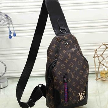 *Louis Vuitton* Fashion Shoulder Bag Crossbody