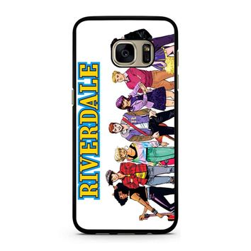 Riverdale Art 2 Samsung Galaxy S7 Case