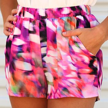 Basically Perfect Shorts: Multi - What's New - Hope's Boutique