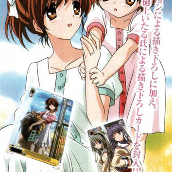 Clannad: After Story (Japanese) 11x17 TV Poster (2008)