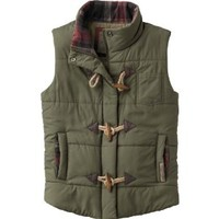 Legendary Whitetails Womens Quilted Vest Asparagus XX-Large