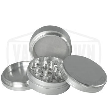 Aerospaced 4 piece Aluminum Grinder (56mm)