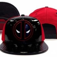 Deadpool Baseball Hat - Deadpool Icon