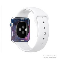The Pink & Blue Galaxy Full-Body Skin Kit for the Apple Watch