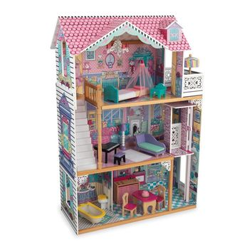 Annabelle Dollhouse Play Set