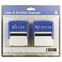 Like  Dislike Stamps / Buy it now - Playwho.com