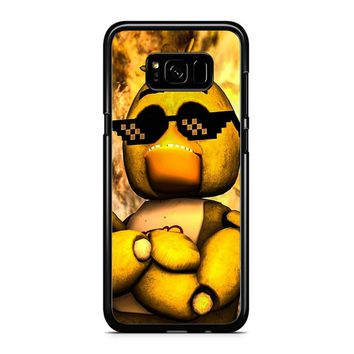 Five Nights At Freddy S Chica Samsung Galaxy S8 Plus Case