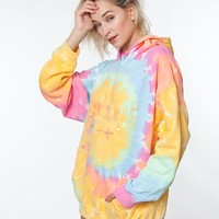 TO DYE FOR HOODIE