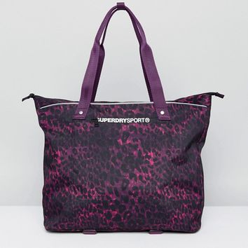 Superdry Sport Gym Tote at asos.com