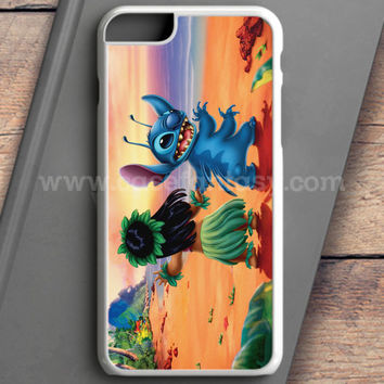 Lilo Stitch iPhone 6 Plus Case | casefantasy