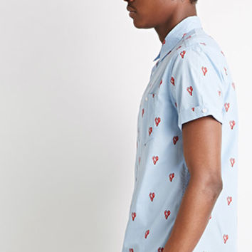 Lobster Print Shirt