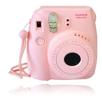 NEW Fuji instax mini 8 Pink Fujifilm instant Camera Mother day Gift!
