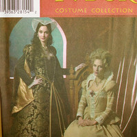 Simplicity Costume Sewing Pattern 4508 Renaissance Fair Royal Tudor Style Ball Gown Dress Princess Queen Plus Size Bust 38 Uncut