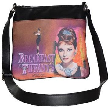 Licensed Breakfast at Tiffany Messenger Bag
