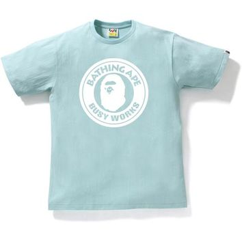 BICOLOR BUSY WORKS TEE MENS