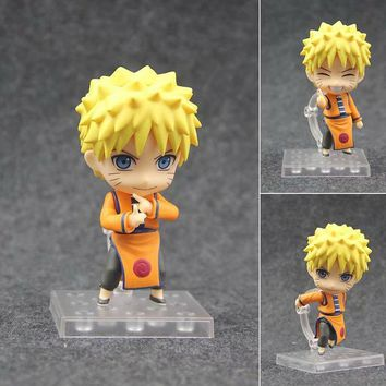 Naruto Sasauke ninja Cute Anime  Shippuden Figure 1/10 scale Nendoroid 872# Uzumaki  Toy	Kids Gifts no retail box (Chinese Version) AT_81_8