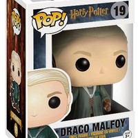 "Harry Potter Funko Pop! ""Funko Pop! - Quidditch Draco Malfoy 19"""