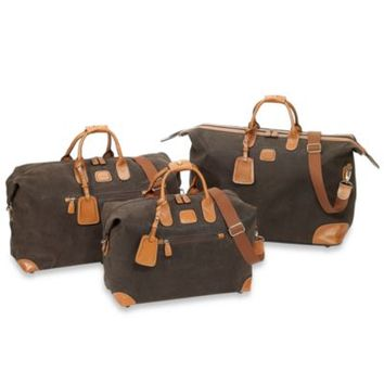 Bric's Life Cargo Duffle Luggage Collection