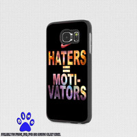 Nike Haters Motivation Custom for iphone 4/4s/5/5s/5c/6/6+, Samsung S3/S4/S5/S6, iPad 2/3/4/Air/Mini, iPod 4/5, Samsung Note 3/4 Case * NP*