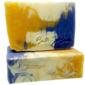 TRIP TO THE BARBER COCOA BUTTER SOAP BAR ( FOR HIM)