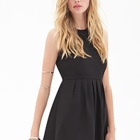 FOREVER 21 Woven Crossback Dress