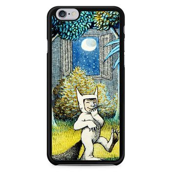 Max Where The Wild Things Are iPhone 6/6S Case