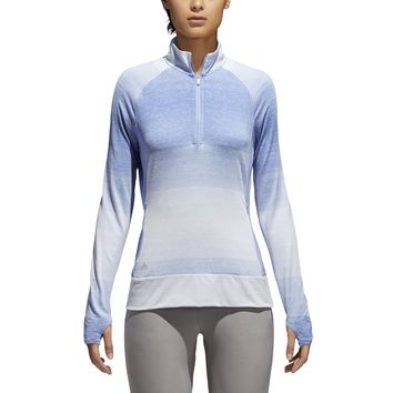 Licensed Golf Adidas  Rangewear Half Zip Pullover Women's - 2018 - Select Size & Color