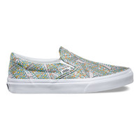 Abstract Slip-On | Shop Classic Shoes at Vans