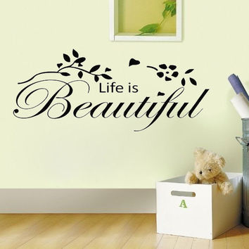 BUY ONE GET ONE FREE - Creative Decoration In House Wall Sticker. = 4799110084