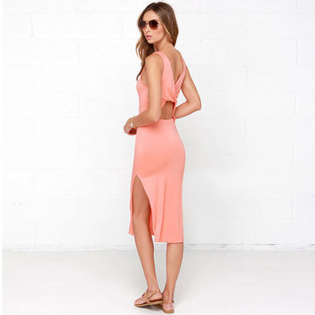 New Fashion Summer Sexy Women Dress Casual Dress for Party and Date = 4458192708