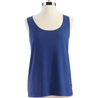 J Jones New York Solid Tank