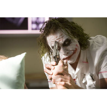 The Joker Dark Knight Movie Introduce Little Anarchy Gallery Print 1