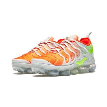 Nike Air Vapormax Plus Triple White Running Sneakers Sport Shoes-5