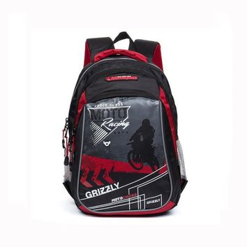 High quality Brand Large Capacity Student Backpack School Bags for Teenager Boys College Multi-Function Laptop School Backpacks