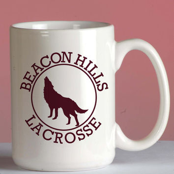 Teen Wolf Beacon Hills Mccall 11  mug coffee, mug tea, size 8,2 x 9,5 cm