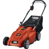 18-inch Cordless Electric Lawn Mower with Integrated 36V Battery