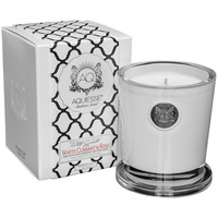 AQUIESSE WHITE CURRANT & ROSE LARGE SOY CANDLE IN BOX