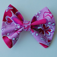SIgma Kappa Lilly Pulitzer hair bow