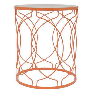 Cyprus Side Table, Pink, Standard Side Tables
