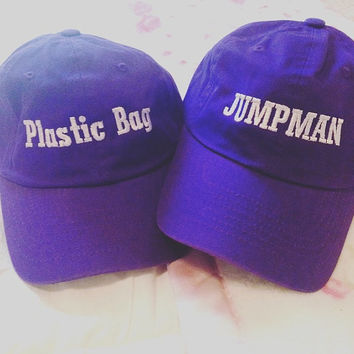 What a time to be alive JUMPMANKIM plastic bag Drizzy Drake Future Hat