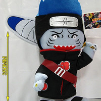 "Naruto: ""Plush - Hoshigaki Kisame 12in (30cm)"" : TokyoToys.com: UK Based e-store, Anime Toys Retail & Wholesale, Manga Action Figures,  Hentai Statues, Japanese Snacks, Pocky, DVDs, Gashapon,  Cosplay, Monkey Shirt, Final Fantasy, Bleach, Naruto, Death Not"