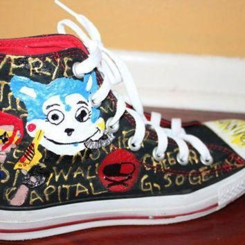 DCCK8NT my chemical romance killjoy converse