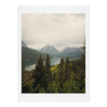 Catherine McDonald Summer In Montana Art Print