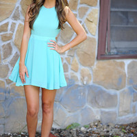 Mint To Be Dress: Mint | Hope's