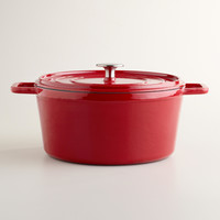 Cherry Round Dutch Oven - World Market
