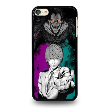 LIGHT AND RYUK DEATH NOTE  iPod Touch 6 Case Cover