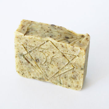 9 Herb Charm Cold Process Soap
